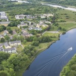 Corrib Village Aerial 680x310