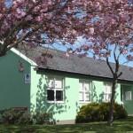 Corrib Village Cherry Blossom 680x310