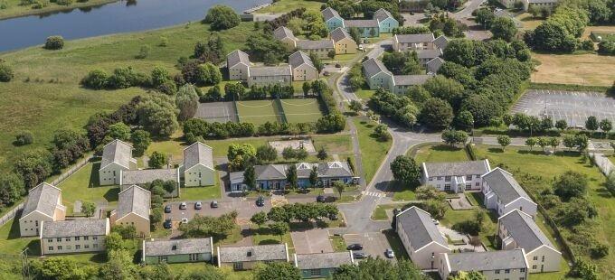 corrib village galway arts festival accommodation