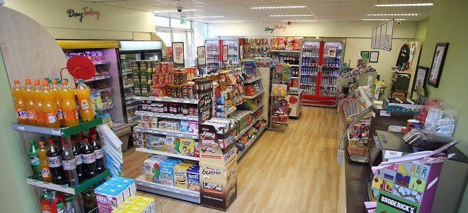 nui galway accommodation shop