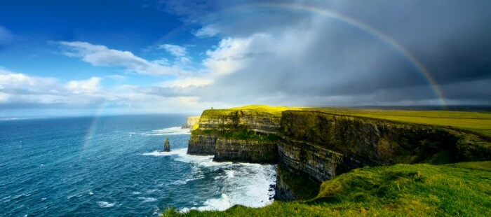 Cliffs of Moher 700x310