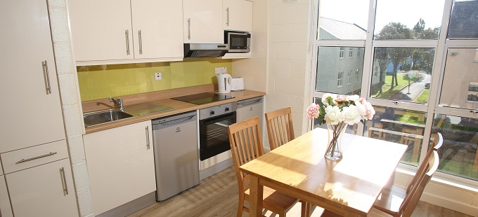 self catering apartment galway ireland