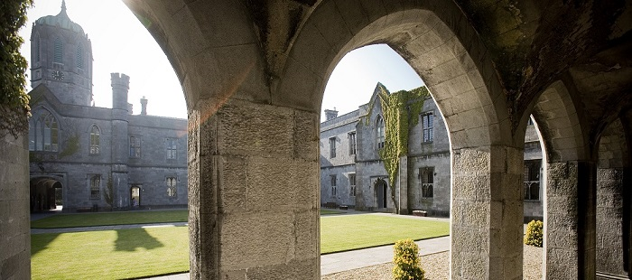 quadrangle tourist attraction nui galway
